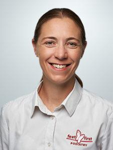 Ruth Stump podiatrist