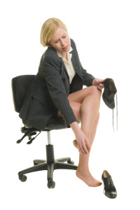 Orthotics relieve foot pain